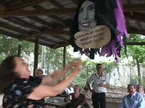 So. Carolina AFL-CIO Pres Batters Piñata Of Gov Nikki Haley