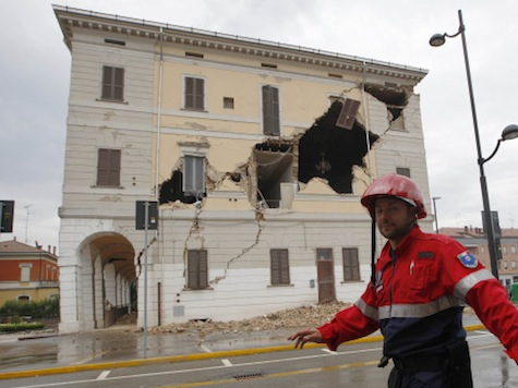 Earthquake Kills Seven In Italy