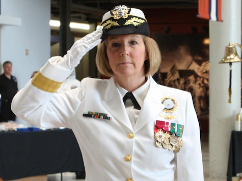 Obama Nominates Woman To Lead US Navy Reserve