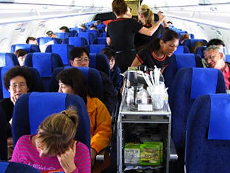 Airlines To Charge New Fees For Water, Carry-Ons