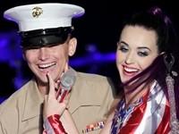 Katy Perry Honors Troops With Fleet Week Concert