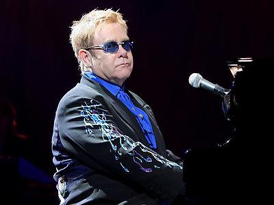 Elton John Hospitalized