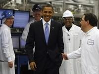 Happy Anniversary: Obama Praises Solyndra As 'True Engine Of Economic Growth'
