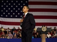 Dem Congressional Candidate Won't Commit To Vote For Obama