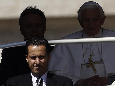 Pope's Personal Butler Under Arrest