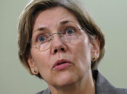 Running: Warren Slams Door On Reporter's Inquiry