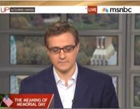 MSNBC Host 'Uncomfortable' Calling Fallen Troops 'Heroes'