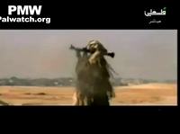 Palestinian Authority TV Releases Video Glorfiying Armed Attacks On Israel