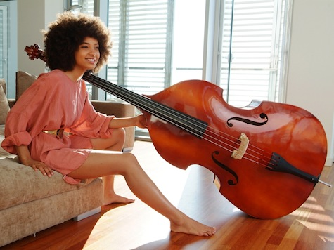 Jazz Singer Esperanza Spalding Talks Perks Of Being Grammy Winner