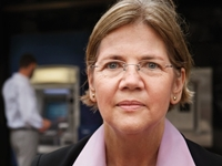 Warren: 'I Was The First Nursing Mother To Take A Bar Exam' In New Jersey