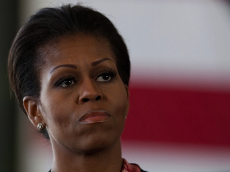 Michelle Obama Contradicts Herself On Big Government In Obesity Campaign