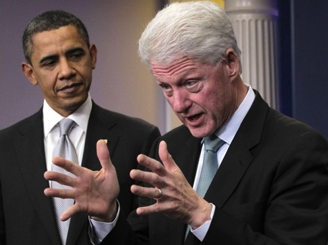 Clinton Blows Obama's Narrative: Calls Romney's Business Record 'Sterling'