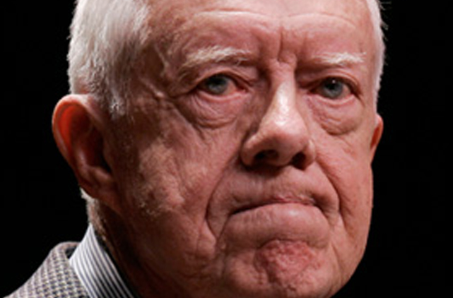 Jimmy Carter Agrees With The Muslim Brotherhood On Israel