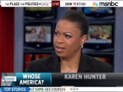 MSNBC: Romney Running For 'Caucasia-stan' President