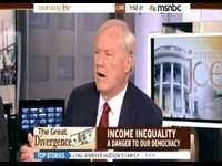 Chris Matthews: Conservatives Want to 'Screw' Poor People
