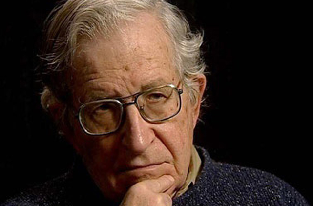 Chomsky: 'Democrats Have Given Up On The White Working Class'