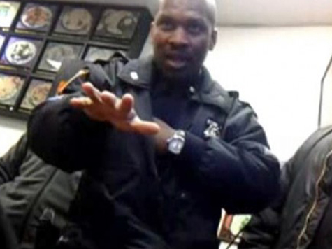 NYPD Officer Unhinged Threats To Suspect: 'My D**k Will Go In Your Mouth'