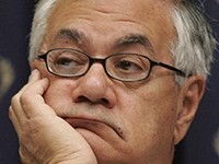 Barney Frank To African-American Grad: 'You Now Got A Hoodie… And No One Will Shoot At You'