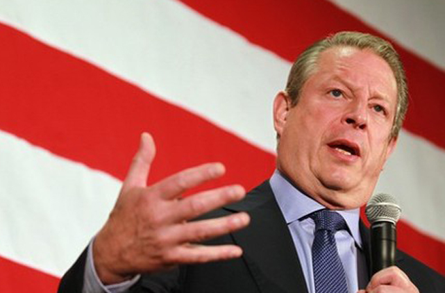 Desperate Gore Occupies Failing Network Show; Attacks Tea Party as Racist