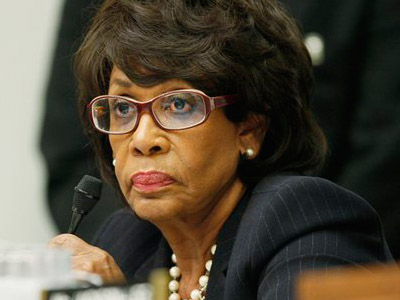 Maxine Waters 'Mean Spirited' Tea Party Hurting 'People Of Color'