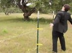 Texas Candidate's Ad Featuring Man Peeing On An Electric Fence