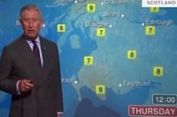 Prince Charles As Weatherman: 'Who The Hell Wrote This?'