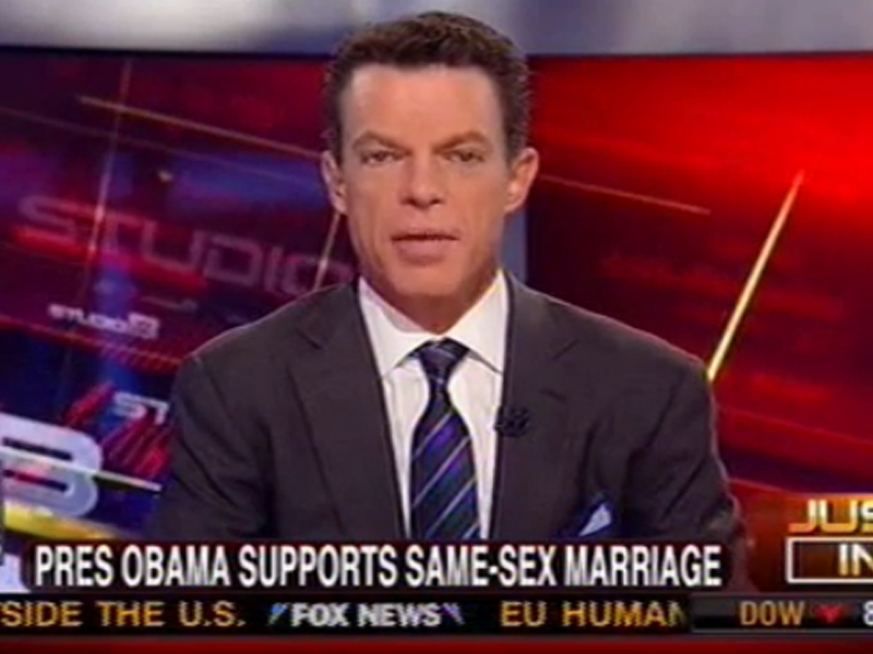 Fox's Shep Smith on Gay Marriage: Republicans On 'Wrong Side Of History'