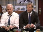 SNL Goes After 'Drunk' Biden And President Bush