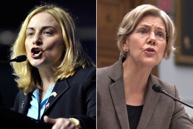 Warren's Opponent DeFranco: We Need Candidate Who Can Define Herself
