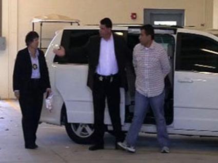 Zimmerman in Police Custody