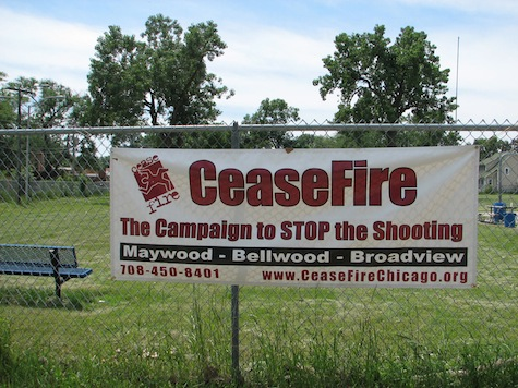 Chicagoland: Ceasefire Week in Obama's Hometown