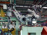 China's Labor Goes Robotic