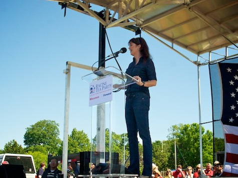 Rebecca Kleefisch: 'They Don't Have The Stones To Move Wisconsin Forward'