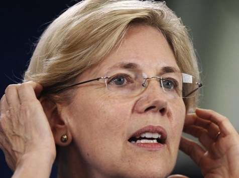 Nominee! Dems Circle Wagons For Embattled Warren