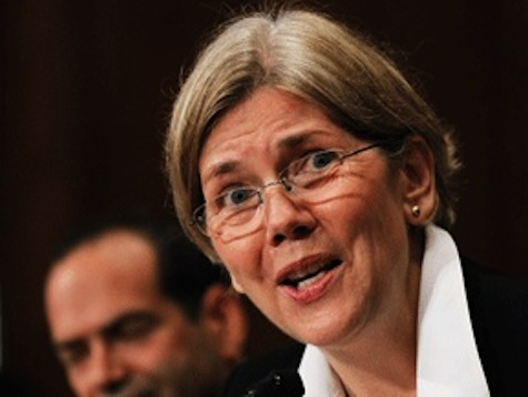 Exclusive: Video Shows Elizabeth Warren Telling Tall Tale of 'Composite' Grandmother