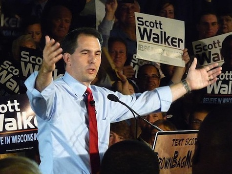 Walker: 'Voters Really Do Want Leaders Who Stand Up And Make The Tough Decisions'