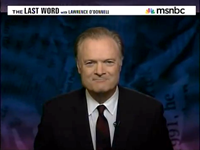 MSNBC's O'Donnell: Obama the Big Winner in Wisconsin
