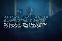 Obama Blames Bad Economy On 'Headwinds'; RNC Mocks