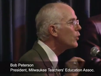 Milwaukee Teachers' Union Pres Brags About Pushing Recall Propaganda In Classrooms