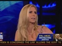 Coulter: NYT Leaks 'Love Letters' To Obama