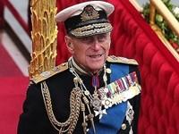 Britain's Prince Philip Turns 91
