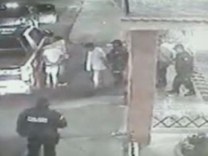 Caught on Video: Mexican Police Kidnap Men Later Found Murdered