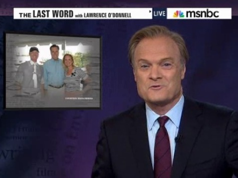Lawrence O'Donnell Mocks Ann Romney For Riding Horses To Combat Multiple Sclerosis