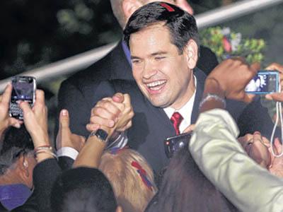 Rubio Talks His American Dream With Hannity