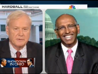 Former RNC Chair Slams MSNBC's Matthews: You're 'A Good Sycophant' For Obama