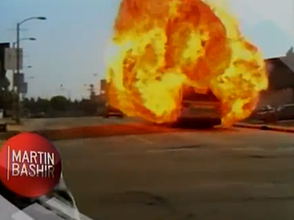 MSNBC Fantasizes About Romney's Bus Exploding While On Tour
