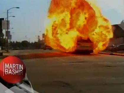 MSNBC Fantasizes About Romney's Bus Exploding While On Tour