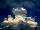 Giant Mushroom Cloud Appears Over Beijing
