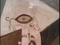 Video: Picasso Painting Vandalized