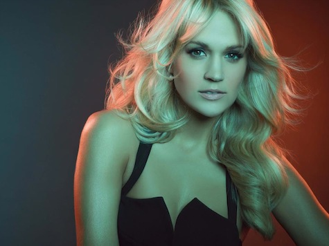 Carrie Underwood Does First UK Show